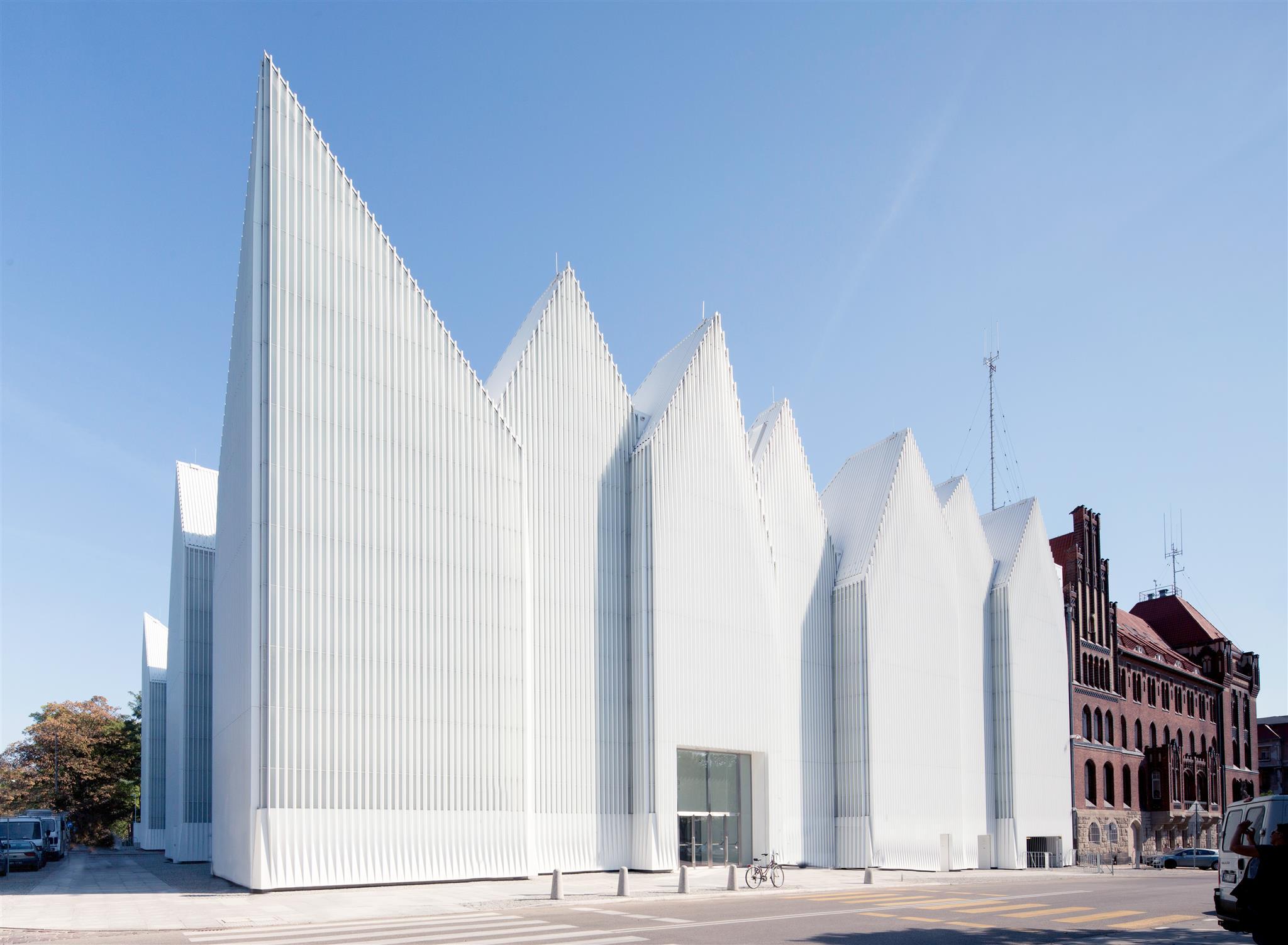 Filharmonia w Szczecinie, fot. Filip Kacalski